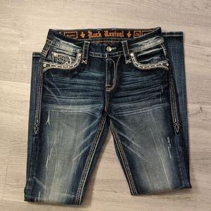 Rock Revival Sundee Easy Skinny Jeans